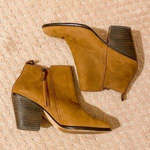 Cole Haan Chesney Leather Bootie